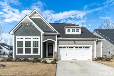 Holly Springs Single Family Home For Sale: 152 Sweet Vista Lane