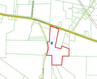 Johnston County Commercial Lots & Land For Sale: Us 70