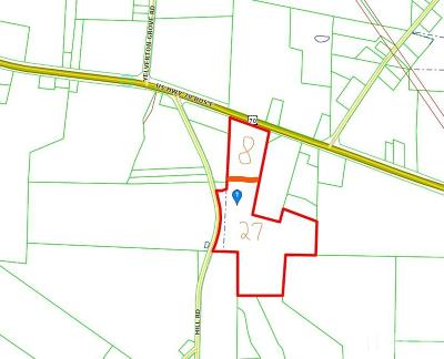 Johnston County Residential Lots & Land For Sale: Us 70