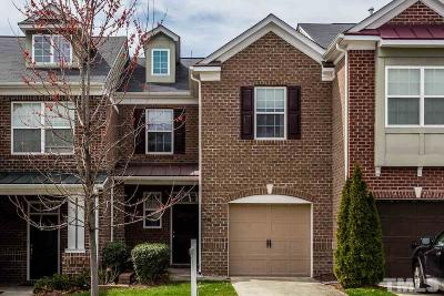 Cary Rental For Rent: 1738 Whirlaway Court