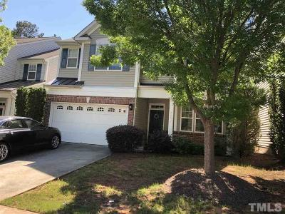 Wake County Rental For Rent: 7853 Cape Charles Drive