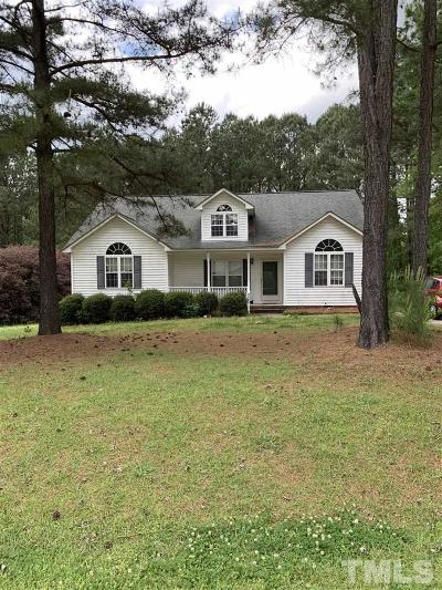 Clayton Single Family Home For Sale: 340 Lassiter Farms Lane