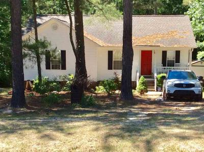 Johnston County Single Family Home For Sale: 98 Old Cabin Court