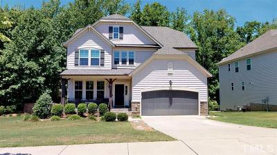Holly Springs Single Family Home For Sale: 104 Abbeville Lane