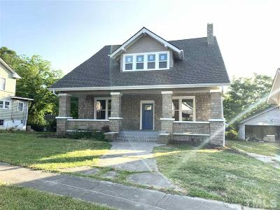 Burlington Single Family Home For Sale: 307 E Fifth Street