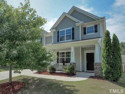 Durham Single Family Home For Sale: 525 Birchrun Drive