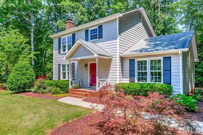 Cary Single Family Home For Sale: 1208 Castalia Drive