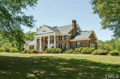 Harnett County Single Family Home For Sale: 70 Swan Lane