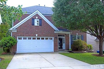 Holly Springs Single Family Home For Sale: 239 Stobhill Lane