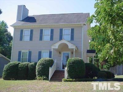 Raleigh Rental For Rent: 4224 Bluewing Road