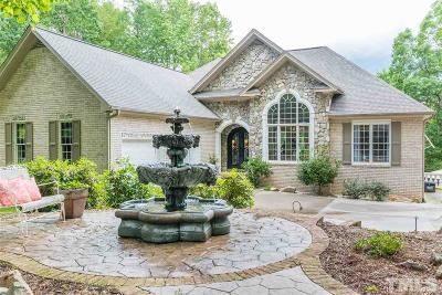 Chatham County Single Family Home For Sale: 42 Turnberry Lane