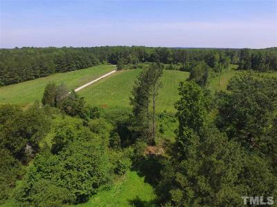 Granville County Residential Lots & Land For Sale: Little Mountain Creek Road