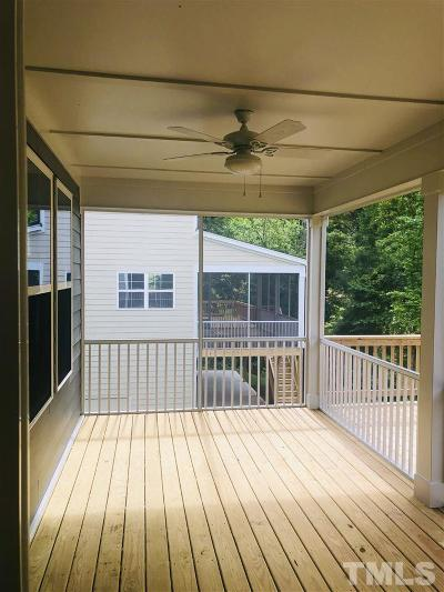 Apex Rental For Rent: 1877 Woodall Crest Drive