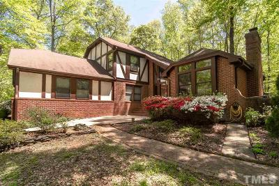 Raleigh Single Family Home For Sale: 11313 Derby Lane
