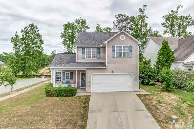 Fuquay Varina Single Family Home For Sale: 601 Prickly Pear Drive