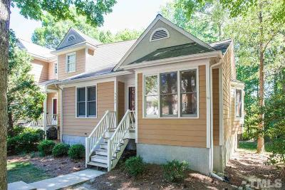 Raleigh Townhouse For Sale: 4507 Antique Lane