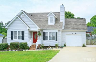 Fuquay Varina Single Family Home For Sale: 803 Natural Springs Court