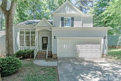 Raleigh Single Family Home For Sale: 8113 Coleraine Court