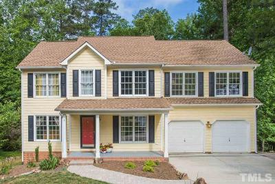 Durham Single Family Home For Sale: 5 Foxlair Court