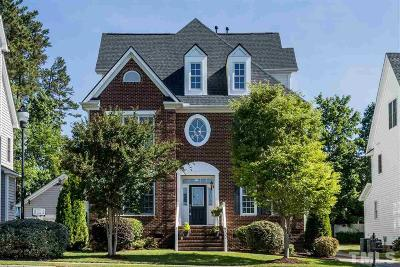 Morrisville Single Family Home Contingent: 500 Star Magnolia Drive