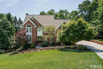 Raleigh Single Family Home For Sale: 8005 Kukui Court