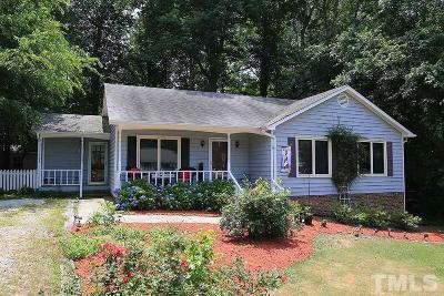 Johnston County Single Family Home For Sale: 2312 Hemlock Drive