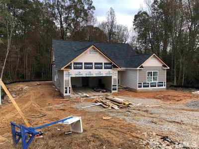 Raleigh Single Family Home For Sale: 5233 Forestville Road