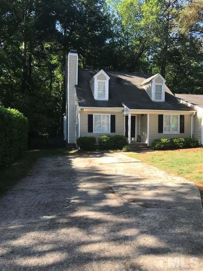 Raleigh Rental For Rent: 2411 Sawmill Road