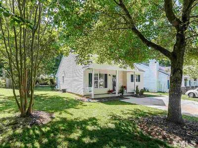 Wake Forest Single Family Home For Sale: 214 Highgate Circle