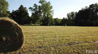 Granville County Residential Lots & Land For Sale: 1165 Sunset Road