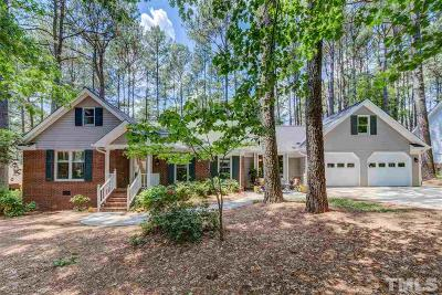 Cary Single Family Home For Sale: 106 Crimmons Circle