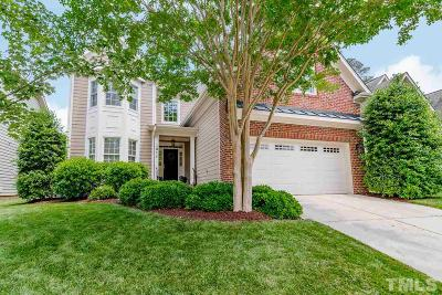 Cary NC Single Family Home For Sale: $460,000