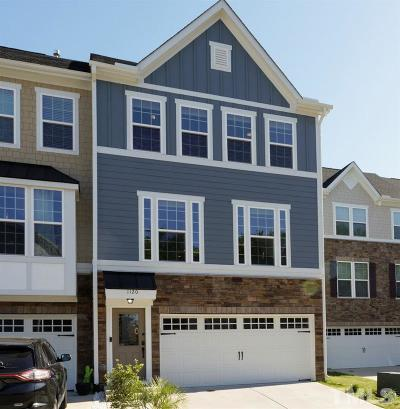 Apex Townhouse For Sale: 1120 Boxcar Way
