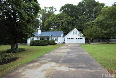 Mebane Single Family Home For Sale: 2574 White Pine Drive
