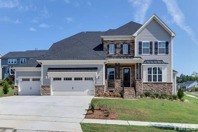 Wake Forest Single Family Home For Sale: 3229 Silver Ore Court #83