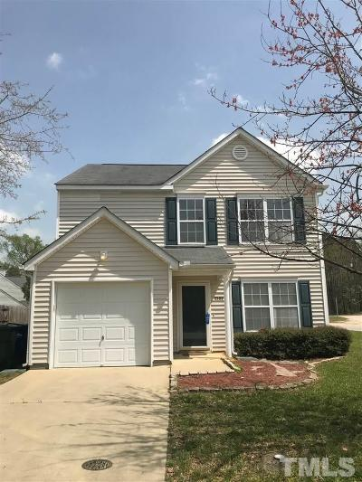 Raleigh Rental For Rent: 4309 Grandover Drive