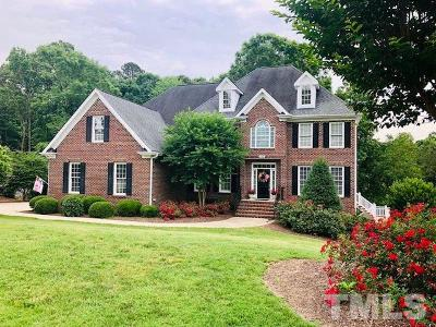 Clayton NC Single Family Home For Sale: $624,900