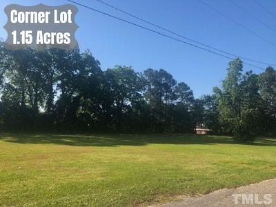 Harnett County Commercial Lots & Land For Sale: S 8th Street