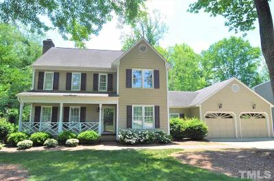 Raleigh Rental For Rent: 5308 Belsay Drive
