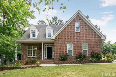Wake Forest Single Family Home For Sale: 8508 Parlange Woods Lane