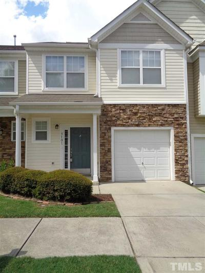 Raleigh Rental For Rent: 5101 Sandy Banks Road