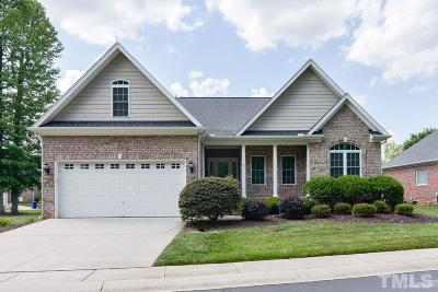 Mebane NC Single Family Home For Sale: $269,900