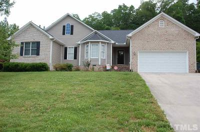 Graham NC Single Family Home For Sale: $250,000