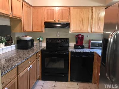 Raleigh NC Condo For Sale: $90,000