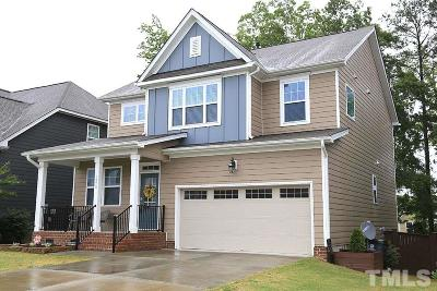 Apex NC Single Family Home For Sale: $389,900
