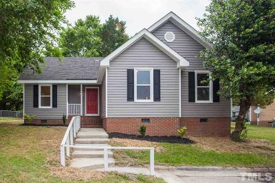 Raleigh Single Family Home For Sale: 1925 Ranch Mill Circle