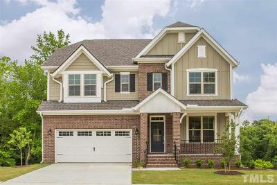 Wake Forest NC Single Family Home For Sale: $478,990