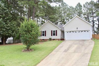 Raleigh Single Family Home For Sale: 3208 Potthast Court