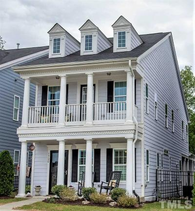 Wake Forest NC Single Family Home For Sale: $287,500