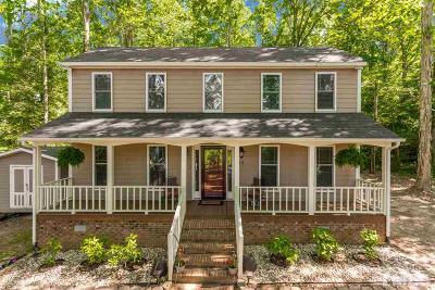 Zebulon Single Family Home For Sale: 63 Hagwood Road